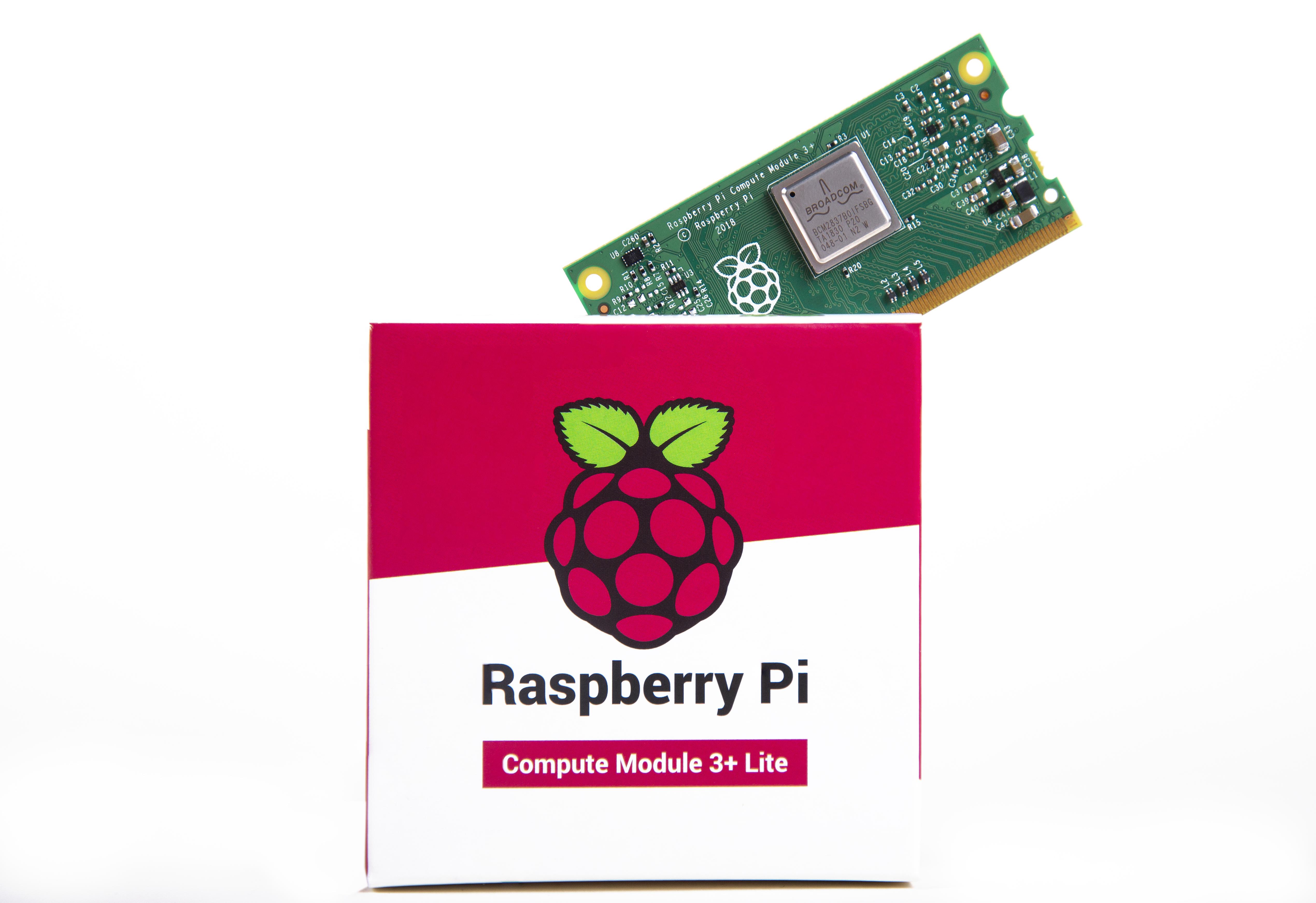 Raspberry Pi(ラズベリーパイ)コンピュートモジュール3 + ライト
