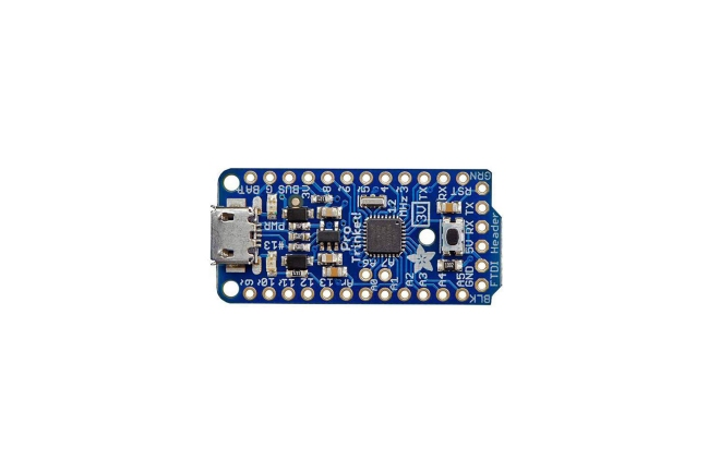 A product image for Adafruit(アダフルーツ) Pro Trinket – 3V 12MHz