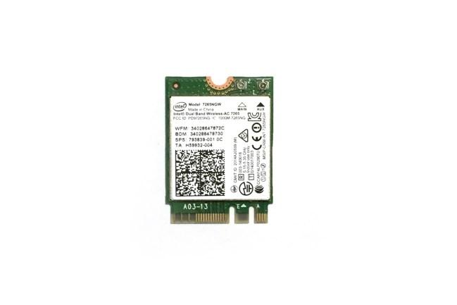 A product image for インテル デュアルバンドワイヤレスAC 7265アダプター