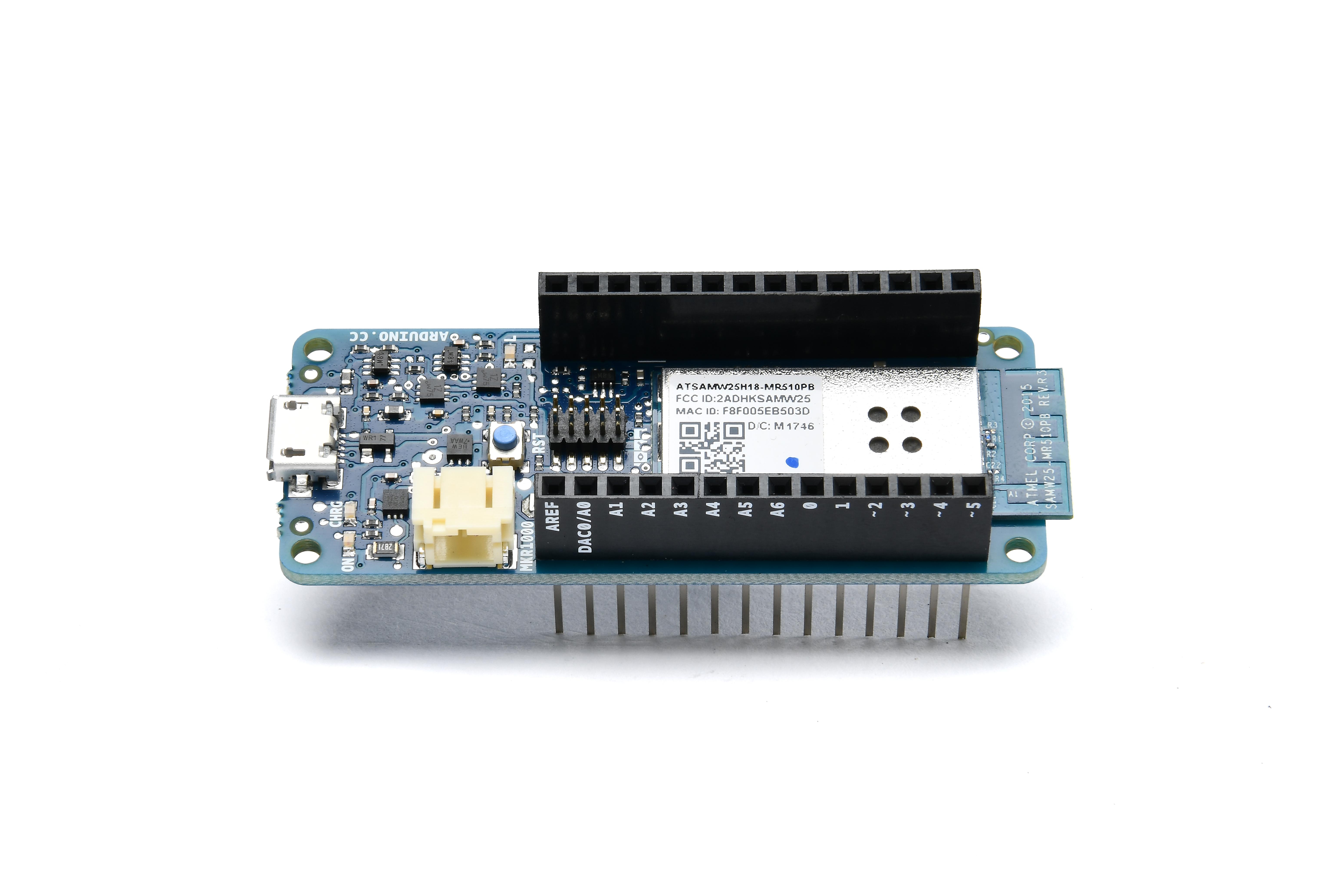 Arduino(アルドゥイーノ) MKR1000(ヘッダーあり)