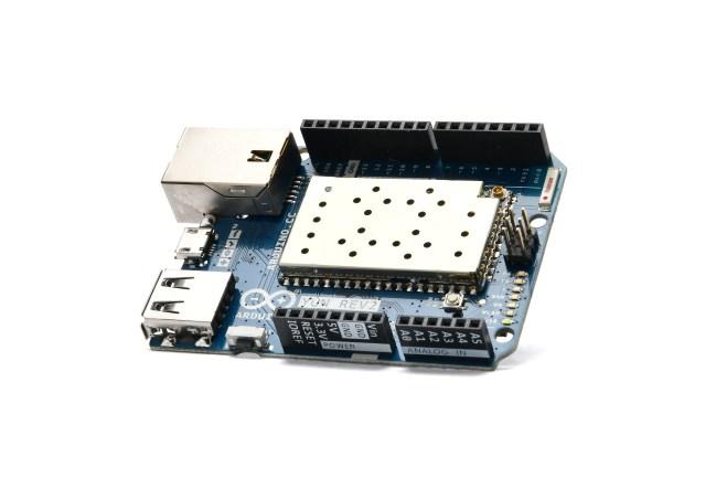 A product image for Arduino(アルドゥイーノ)Yun Rev 2