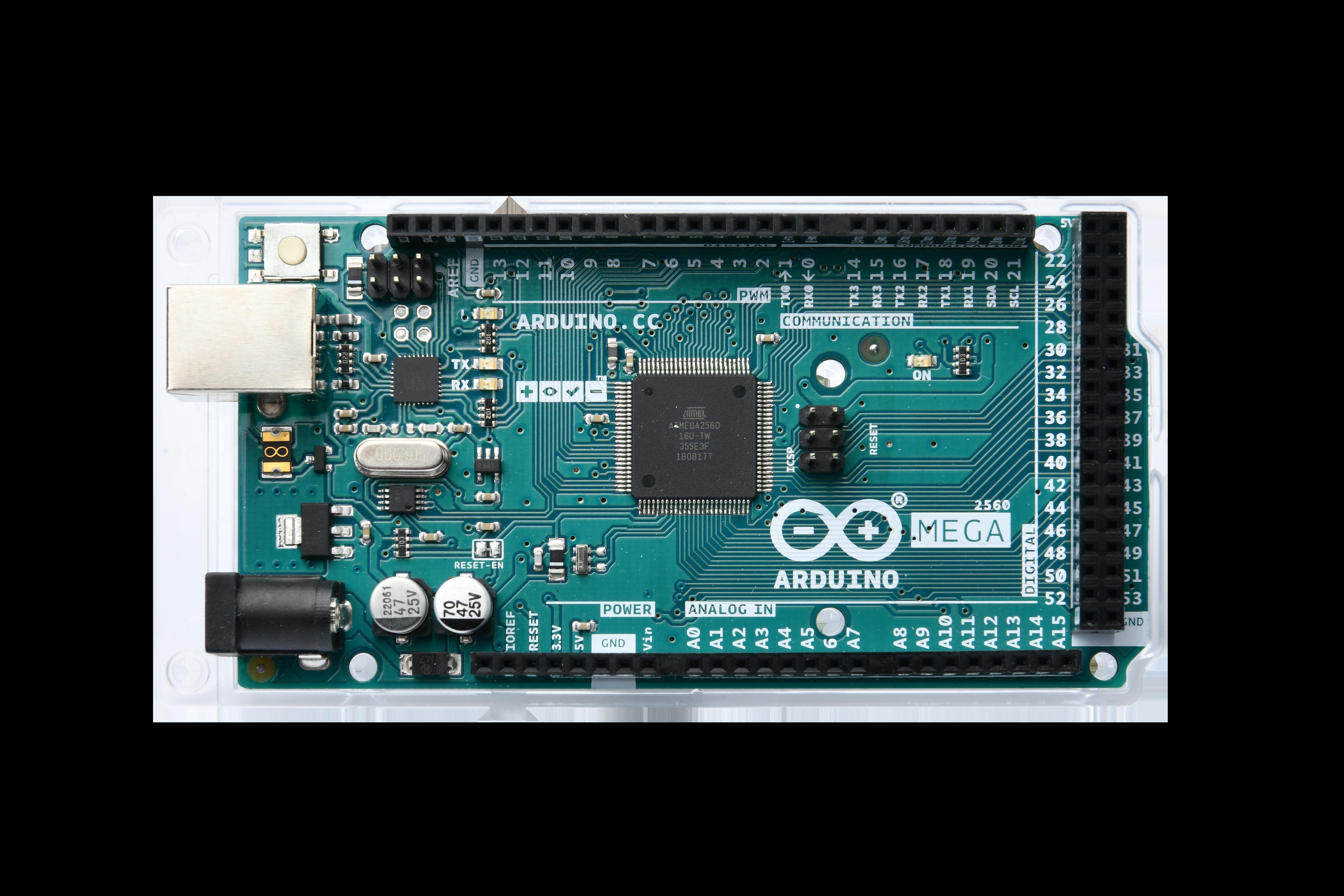 Arduino(アルドゥイーノ)Mega