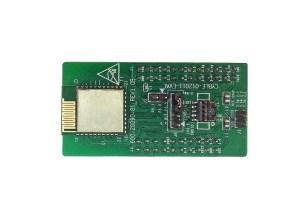 PRoC EZ-BLE無線モジュール、PCBアンテナ