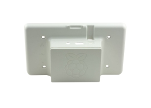 Raspberry Pi (ラズベリーパイ) タッチスクリーンケース - ホワイト