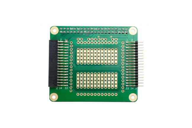 A product image for Pi-Top(パイトップ)用プロトタイピングボード