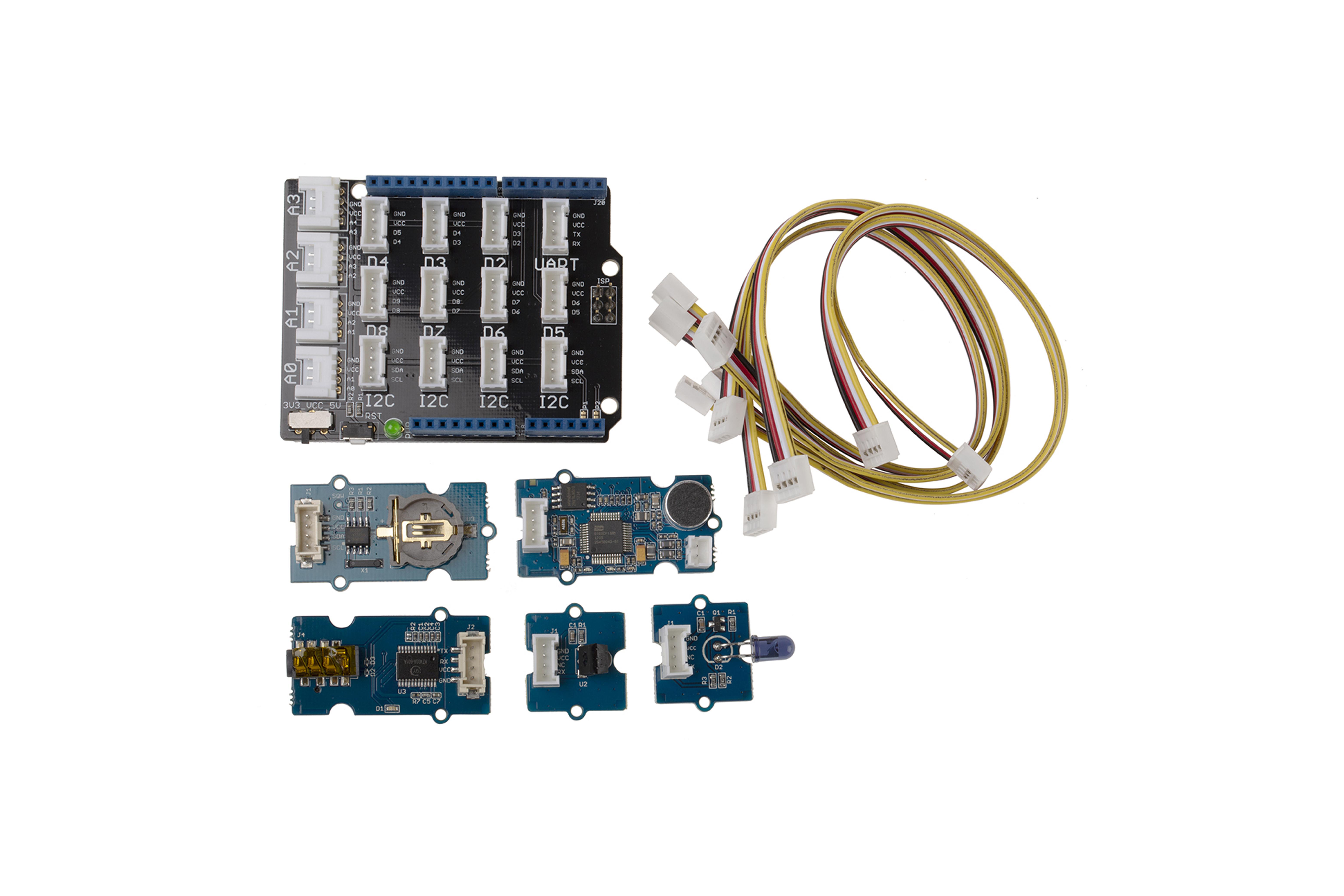 Arduino(アルデュイーノ)用 Grove 発話認識モジュールキット