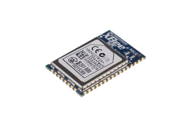 A product image for XBee(ジグビー) ZB SMT ZigBee モジュールRF パッドアンテナ