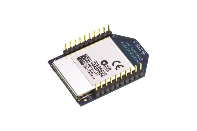 A product image for XBee-Pro(ジグビー・プロ)RF Moduleチップアンテナ、10mW