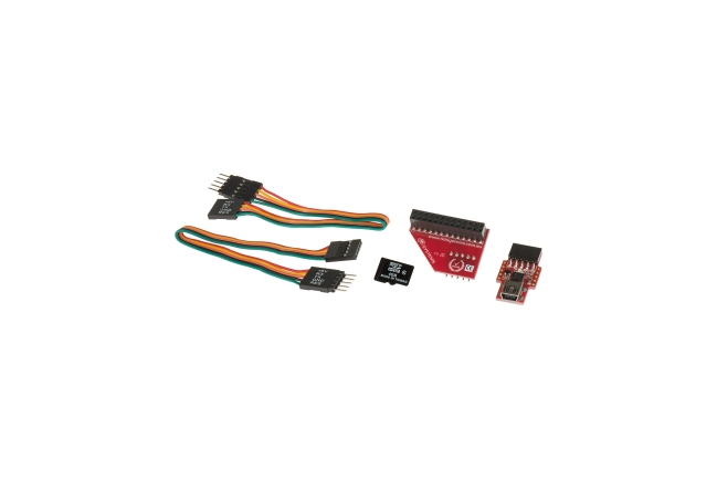 A product image for 2.8インチ。 LCD Raspberry Pi(ラズベリーパイ)用 クイックスターターキット