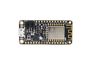 Adafruit Feather(アダフルーツ・フェザー)HUZZAH inc ESP8266 WiFi