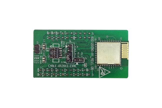 A product image for CYBLE-012011 BLE PROC 評価ボード