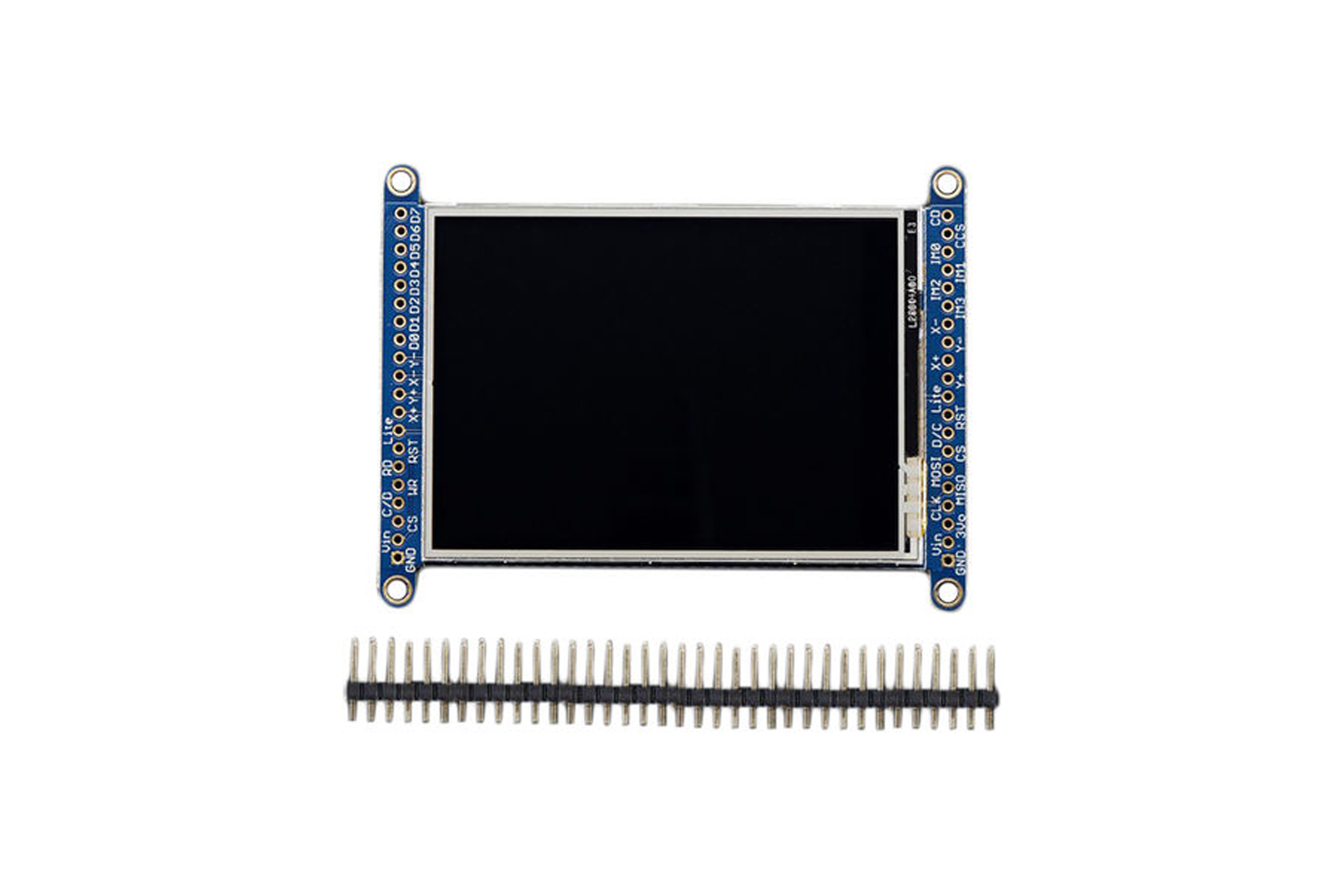 2.8インチ LCDタッチスクリーン ブレイクアウトボード