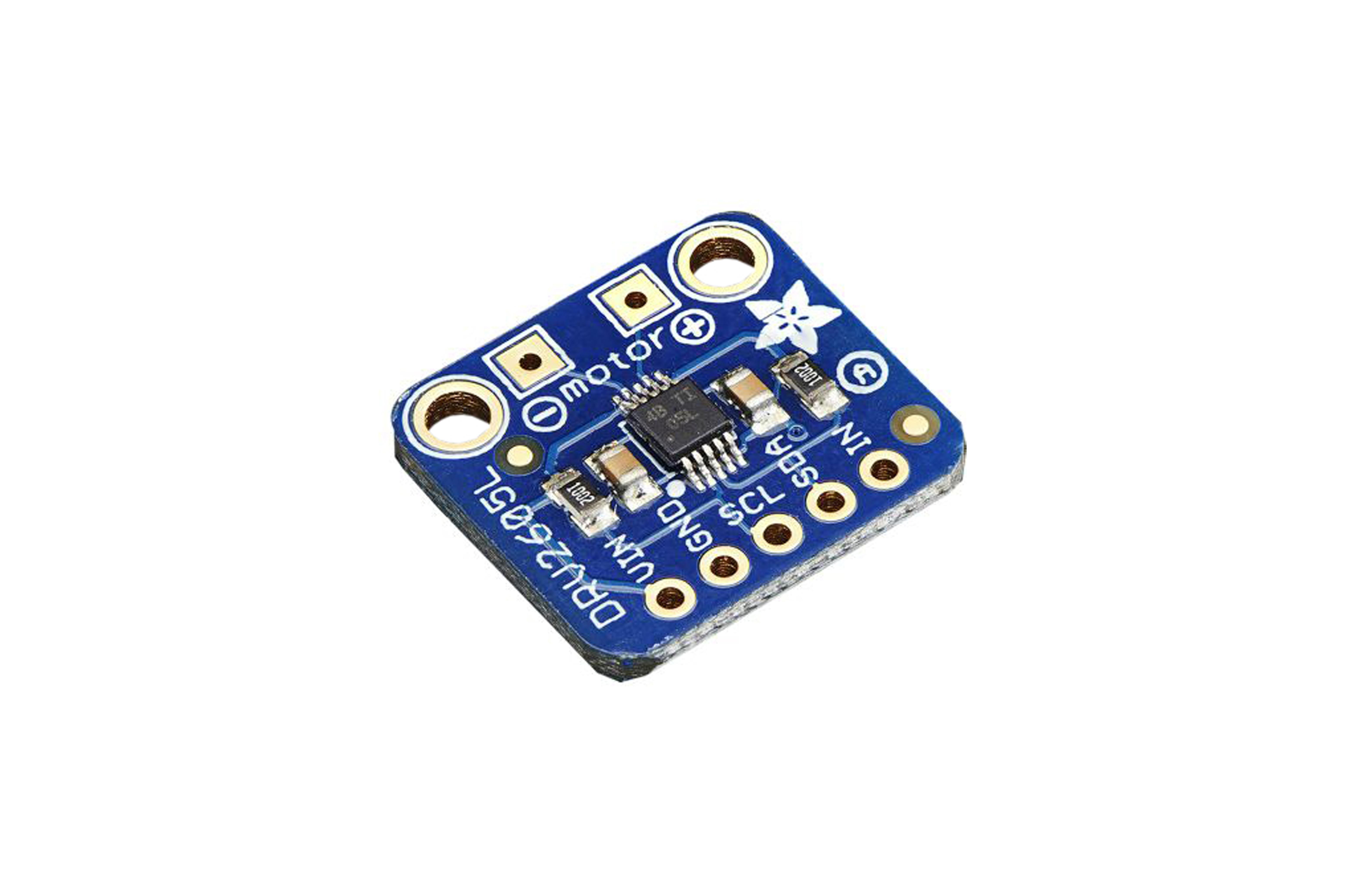Adafruit(アダフルーツ)ハプティックモーターコントローラボード