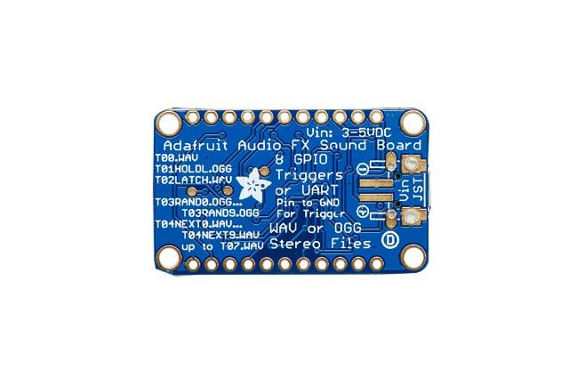 A product image for Adafruit(アダフルーツ) ミニオーディオ FXサウンドボード 2MB