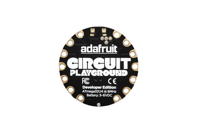 A product image for Circuit Playground デベロッパーエディションキット