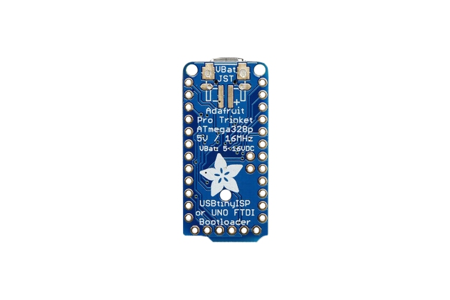 A product image for Adafruit(アダフルーツ) Pro Trinket – 5V 16MHz