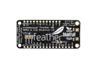 Adafruit Feather(アダフルーツ・フェザー)M0 Bluefruit LE Board