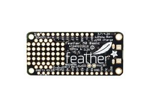 Adafruit Feather(アダフルーツ・フェザー) Cortex-M0プロトタイプボード