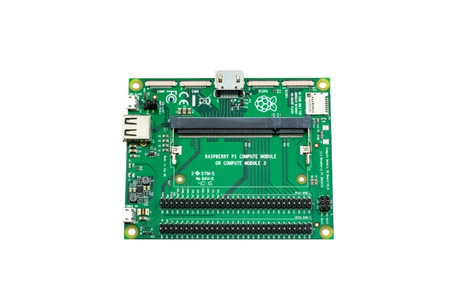 A product image for Raspberry Pi(ラズベリーパイ)Compute Module 3開発キット