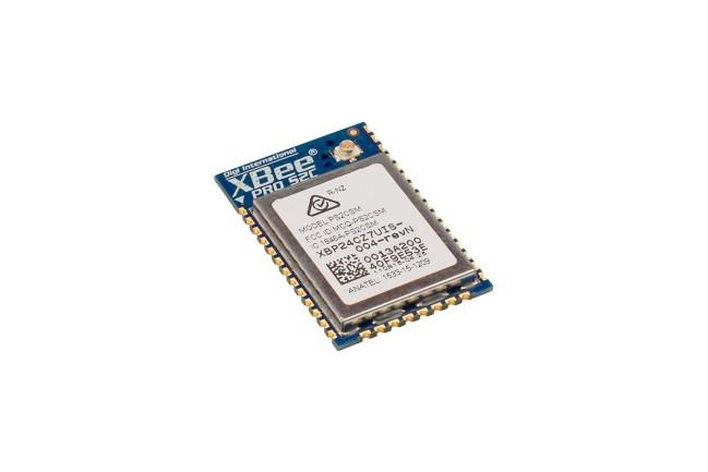 A product image for XBee-PRO(ジグビー・プロ) ZB SMT(ZigBee PROセット)、63mW