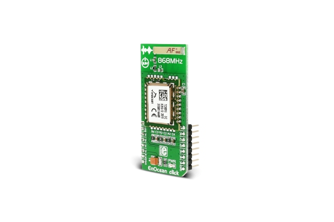 A product image for EnOcean クリック 868MHz トランシーバボード