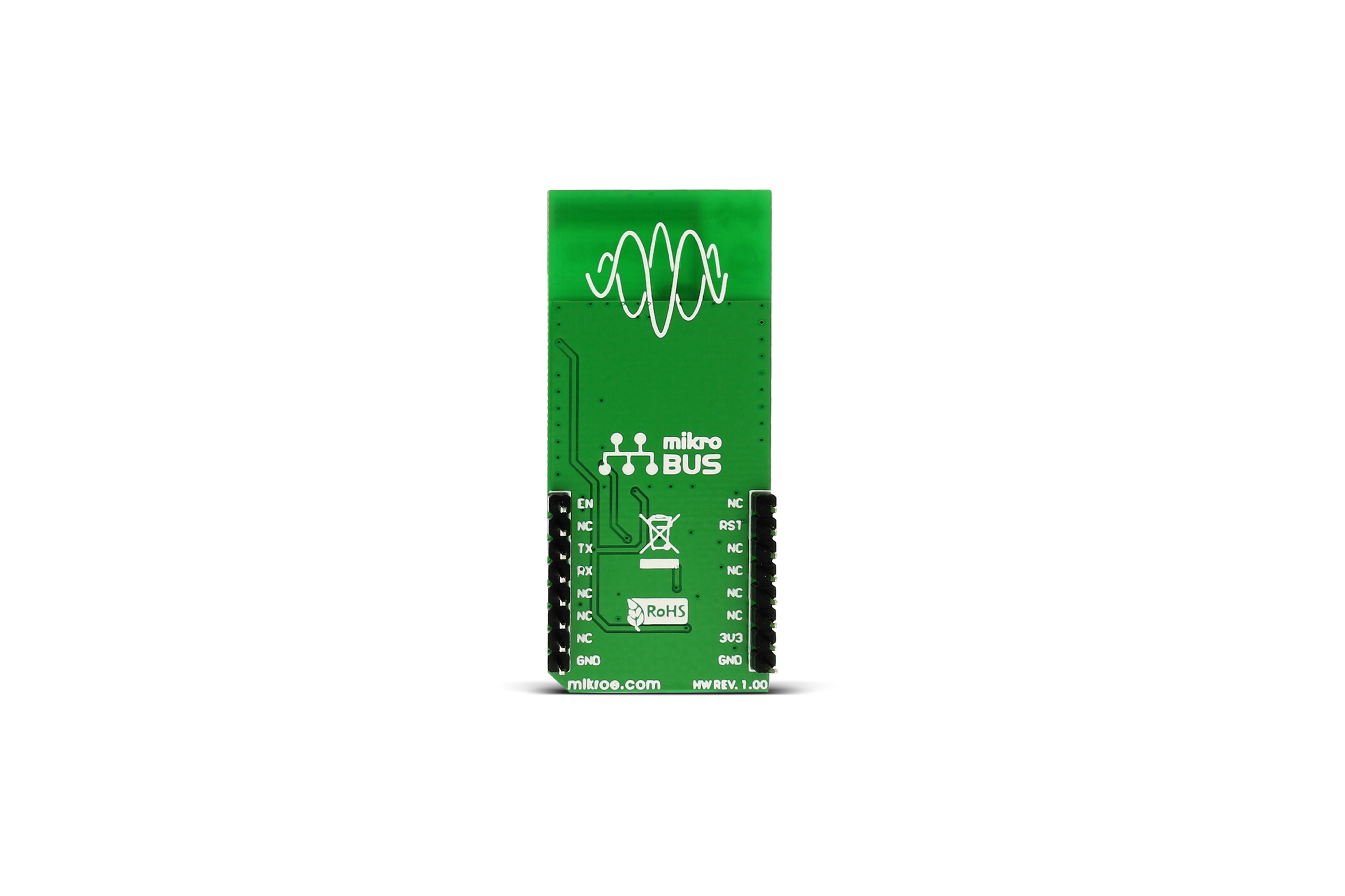 EnOcean クリック 868MHz トランシーバボード