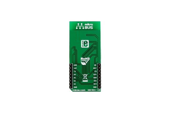 A product image for CC3100 クリック WIFI IOTボード、MIKROE-2336