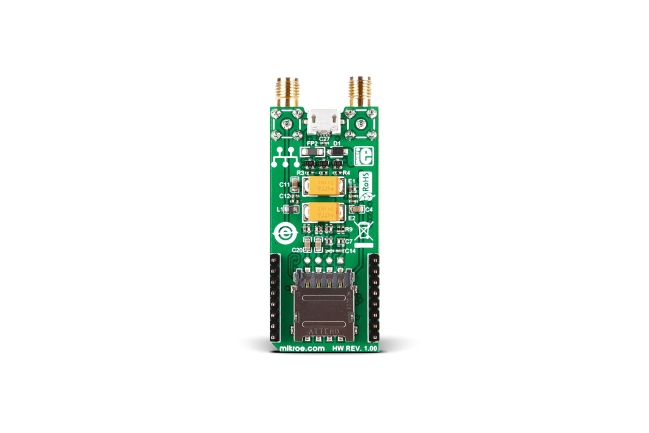 A product image for GSM-GPS クリックトランシーバボード