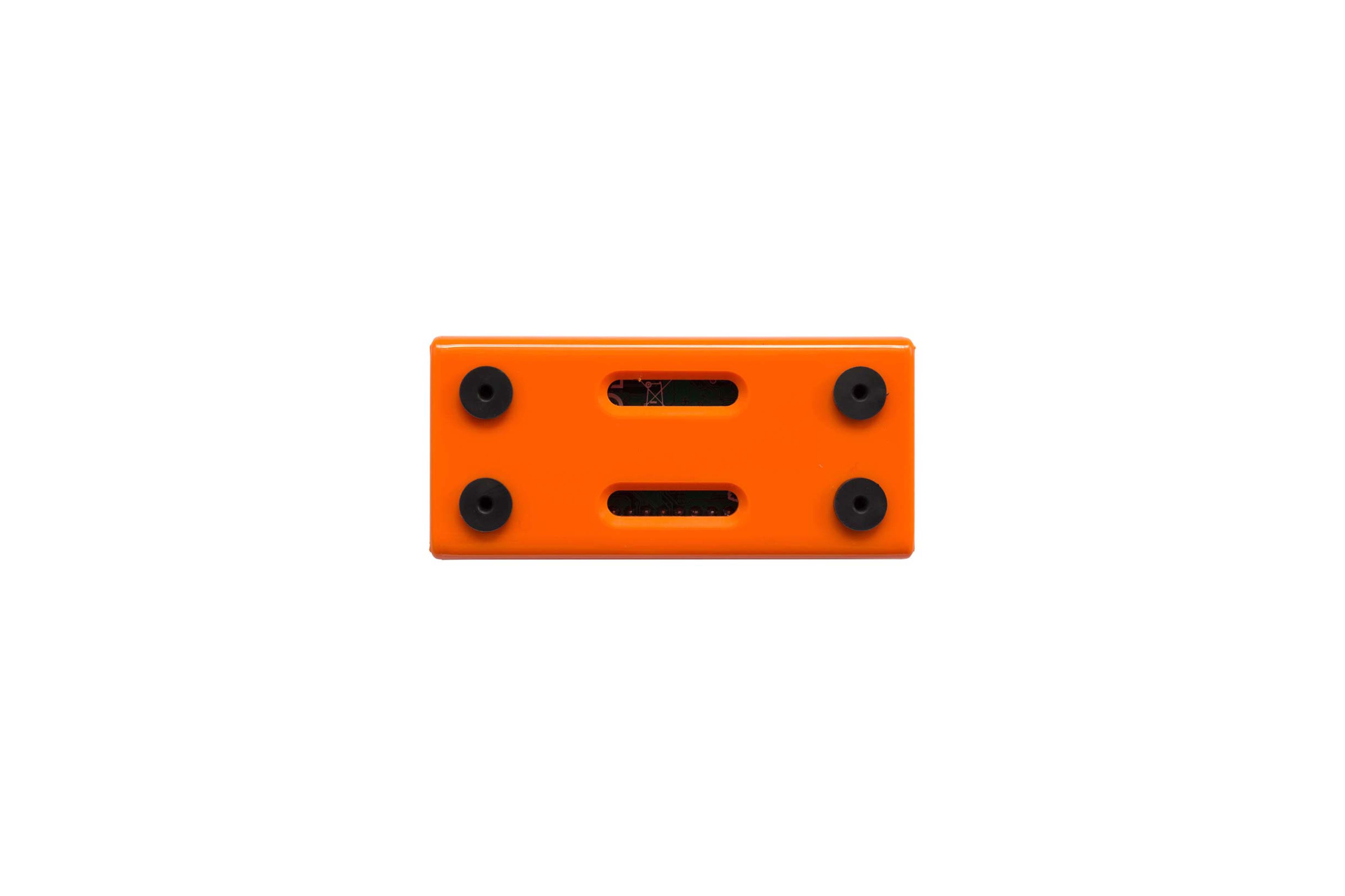 フリック ZEROケース - オレンジ/ホワイト