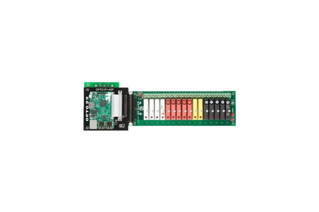 A product image for Raspberry Pi(ラズベリーパイ)用 OPTO22 デジタルIOボード