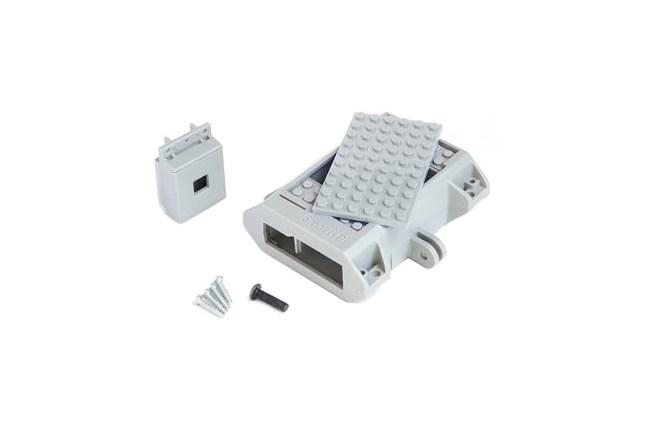 A product image for Raspberry Pi(ラズベリーパイ)およびカメラ用 Smarticase