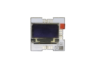 XinaBox OD01、128 x 64 OLEDモジュール SSD1306付き