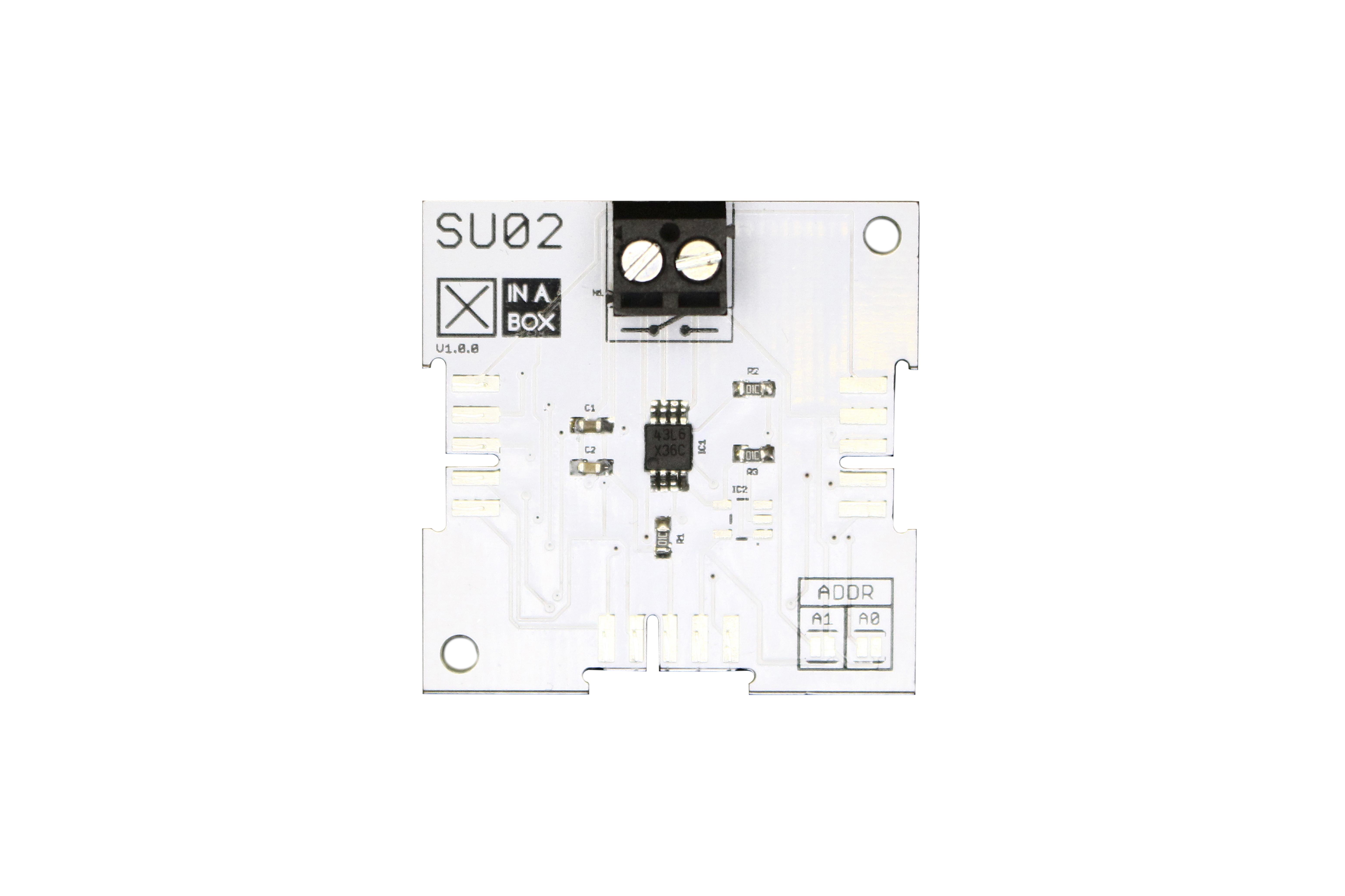 ユニバーサルデジタル入力(ADC081C021)