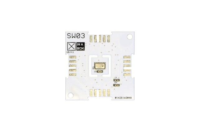 XinaBox SW03、MPL3115A2用気象センサーモジュール