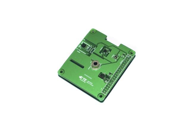 A product image for Raspberry Pi(ラズベリーパイ)ウェザーシールド