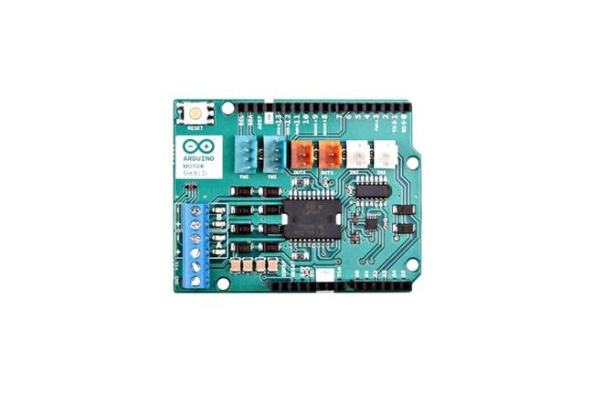 A product image for Arduino(アルデュイーノ)モーターシールド REV3