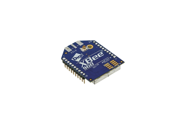 A product image for XBee(ジグビー) WI-FI T/HOLE U.FL アンテナコネクタ