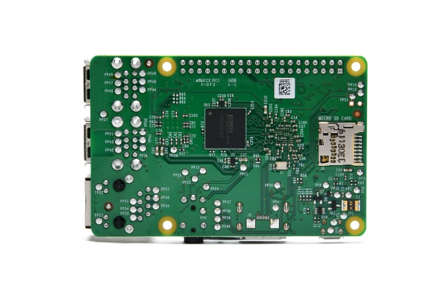 A product image for Raspberry Pi(ラズベリーパイ)2 Model B