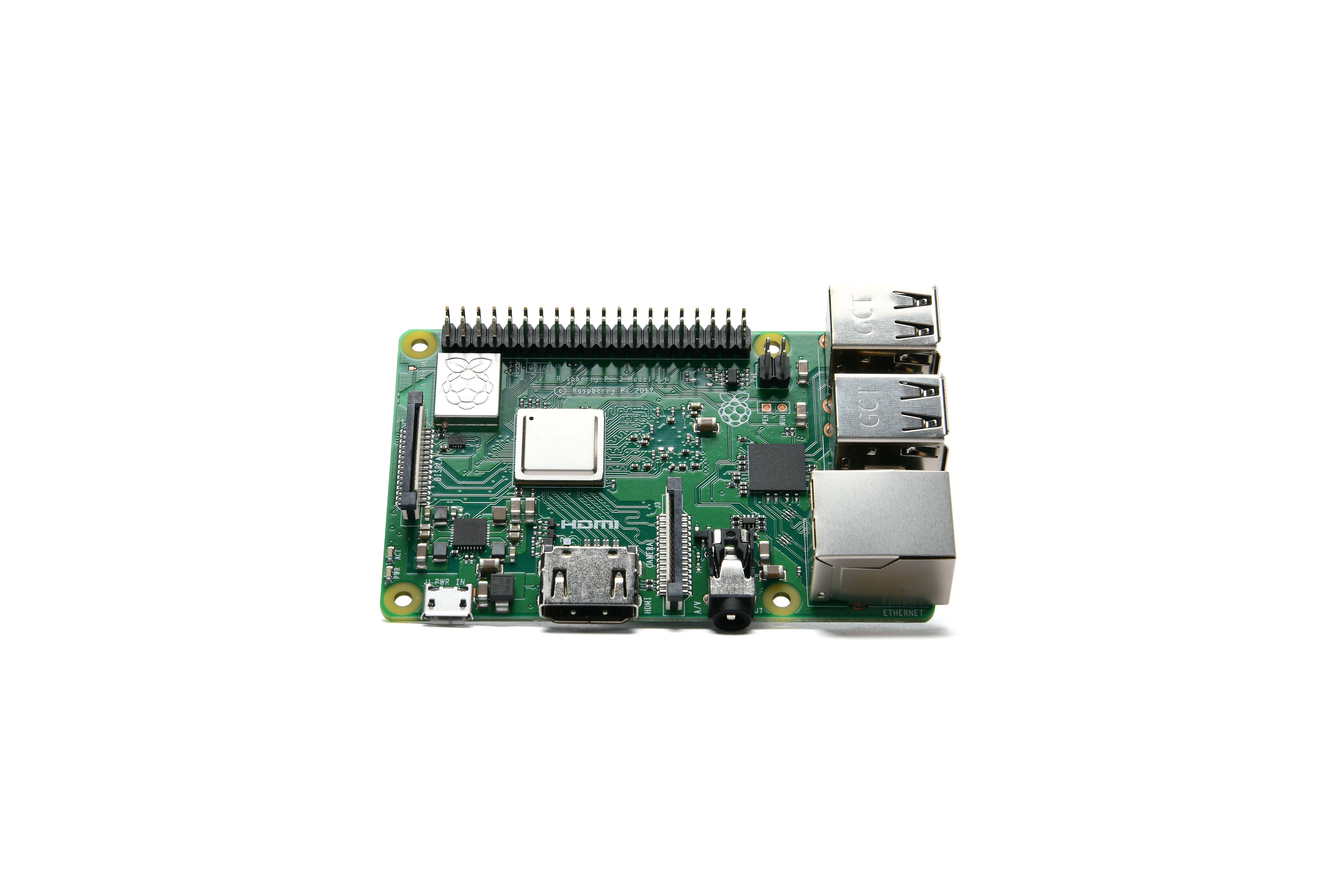 Raspberry Pi(ラズベリーパイ)3B+プレミアムキット