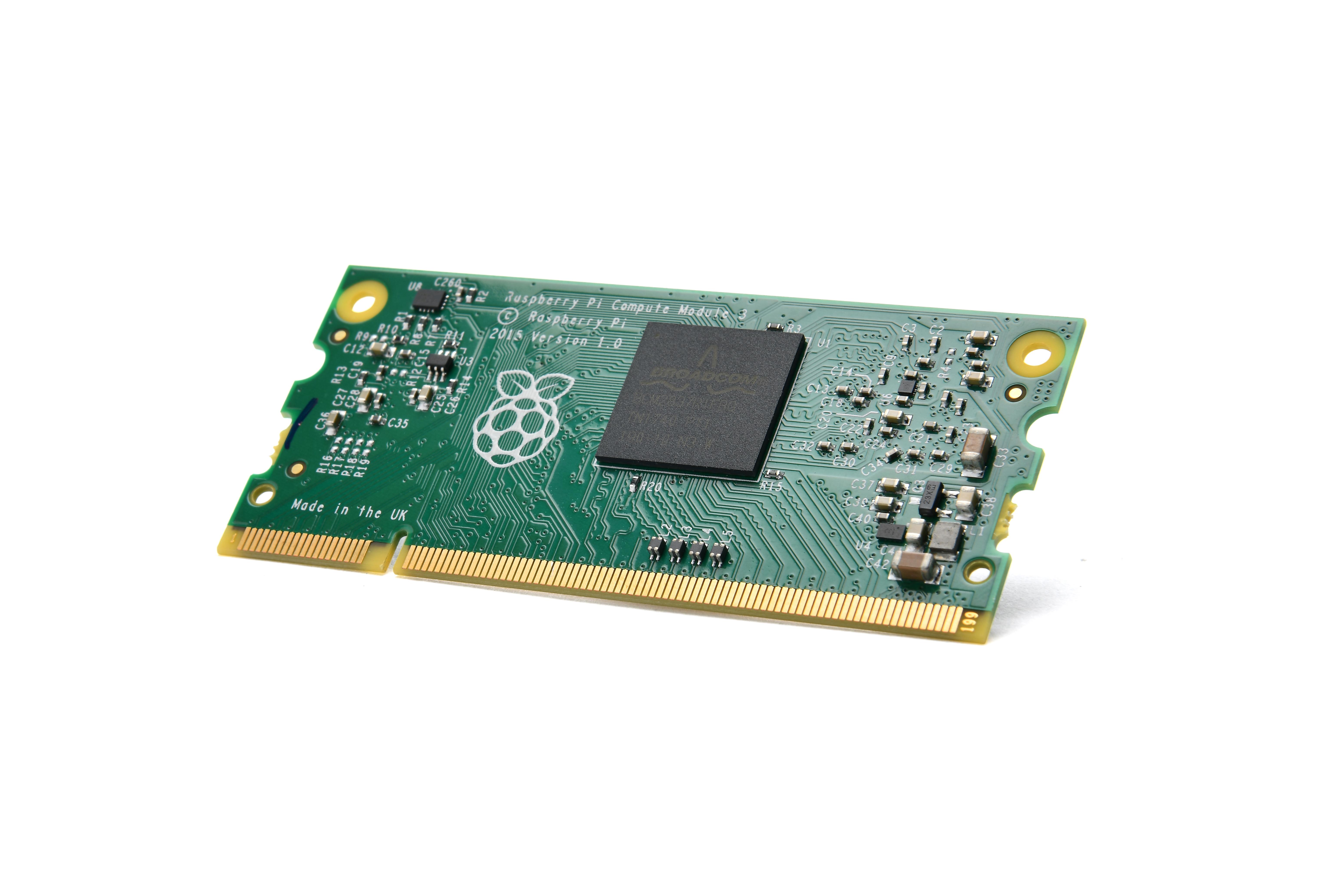 Raspberry Pi(ラズベリーパイ)Compute Module 3