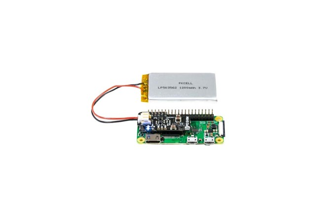 A product image for LiPo SHIM Raspberry Pi(ラズベリーパイ)用 電池ボード