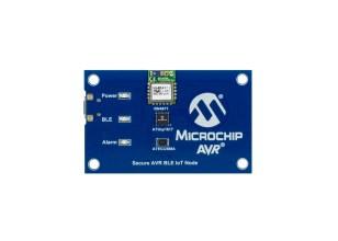 Secure AVR BLE IOT ノード ATTINY1617 RN4871