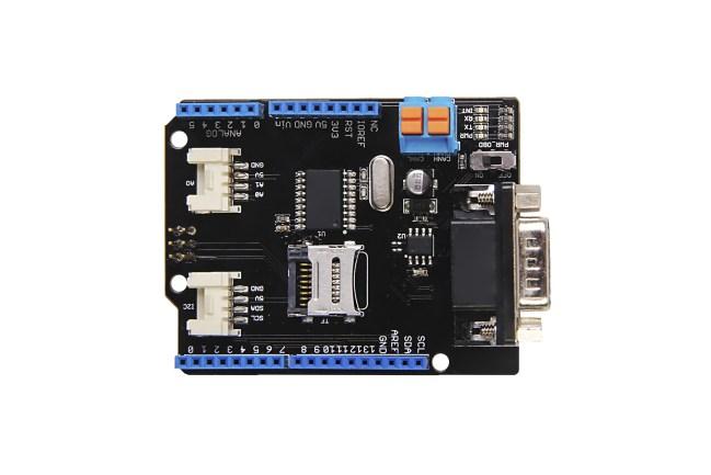A product image for Arduino(アルデュイーノ)用 CANバスシールドV2