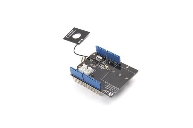 A product image for Arduino(アルデュイーノ)用スタジオNFCシールドV2.0 13.56MHz NFCシールド