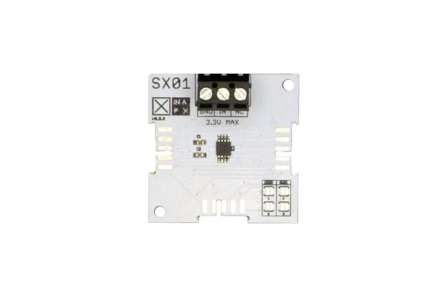 アドバンストユニバーサルアナログ I/P ADC081C021