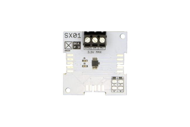 A product image for アドバンストユニバーサルアナログ I/P ADC081C021