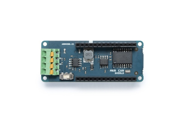 A product image for Arduino(アルデュイーノ) MKR CANシールド、ASX00005