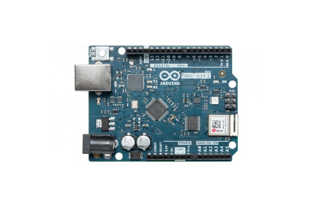Arduino(アルデュイーノ) UNO WIFI REV2、ABX00021