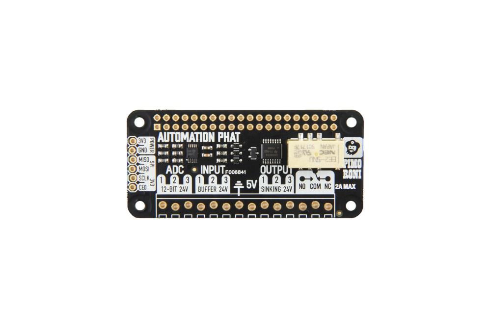 Pi用 オートメーション pHAT モーターコントロール