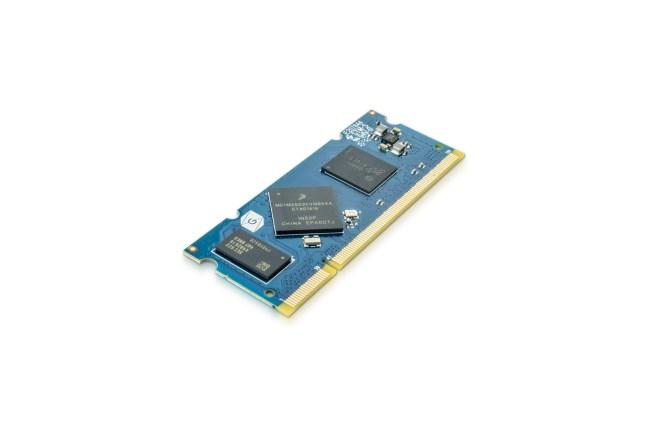 A product image for GRINN LITESOM 256MB 2GB システムオンモジュール